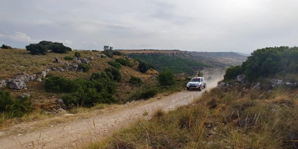 Promyges Rally Team se asegura la tercera plaza del Nacional